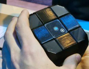 A digitális Rubik-kocka nagy sikert aratott Las Vegasban, a CES-en