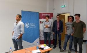 Startup Campus BME 4. szemeszter!
