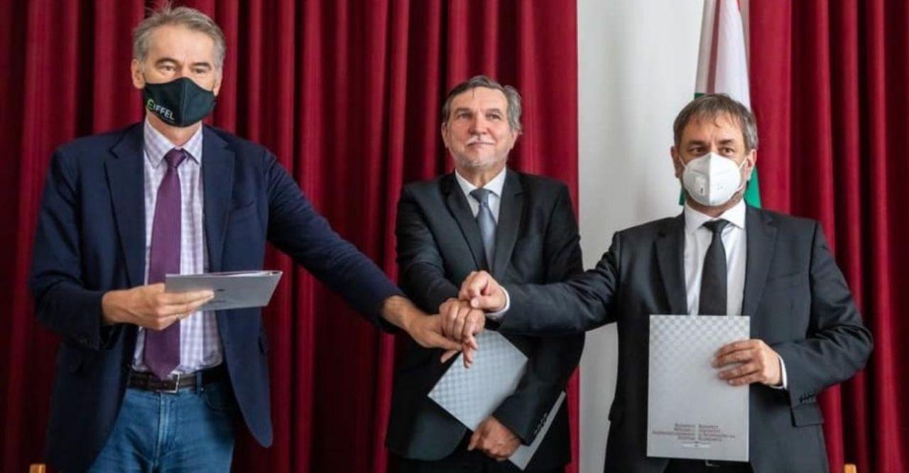 Az ötletek hasznosítása a célja az SZTNH és a BME együttműködésének
